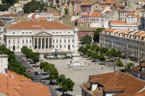 Praça Rossio 1